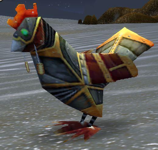 poulet  wow