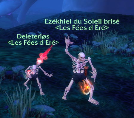 Ezekhiel danse Brouillecaboche  wow